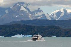 Nave de la excursión de Argentina Fotos de archivo libres de regalías