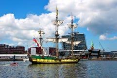 Nave de pirata Fotografía de archivo