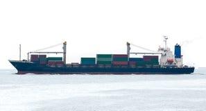 Nave del container Fotografia Stock Libera da Diritti