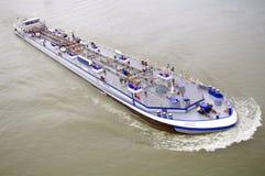 Nave del fiume Fotografia Stock