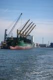 Nave del trasporto Fotografia Stock Libera da Diritti