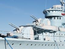 Nave della Marina Militare Fotografia Stock