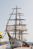 Nave della marina militare portoghese, Immagini Stock