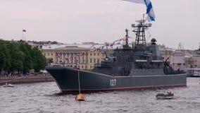 Nave della marina russa archivi video