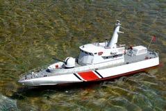 Nave di battaglia Immagini Stock