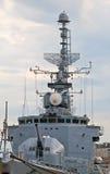 Nave di battaglia Fotografie Stock