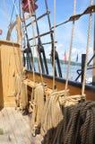 Nave di caccia alla balena fotografia stock libera da diritti