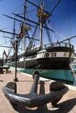 Nave di guerra della costellazione Fotografia Stock
