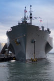 Nave di marina statunitense Fotografie Stock