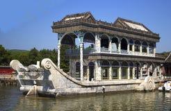 Nave di marmo al palazzo di estate Fotografia Stock Libera da Diritti