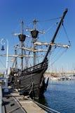 Nave di navigazione 1 Fotografie Stock Libere da Diritti