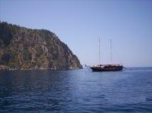 Nave di navigazione Immagini Stock Libere da Diritti