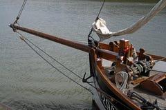 Nave di navigazione Fotografie Stock Libere da Diritti