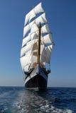Nave di navigazione Immagini Stock