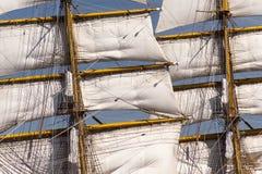 Nave di navigazione Fotografie Stock