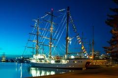 Nave di navigazione, Le Quy Don immagini stock libere da diritti