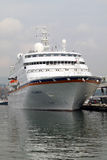 Nave di passeggero C.COLUMBUS Fotografia Stock