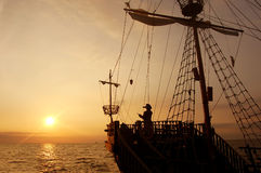 Nave di pirata