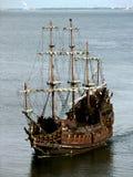 Nave di pirati fotografia stock
