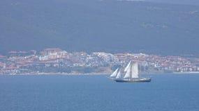 Nave el Mar Negro Foto de archivo
