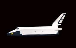 Nave espacial Imagen de archivo libre de regalías