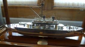 Nave modelo Foto de archivo