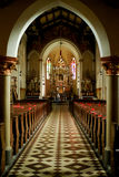 The nave Royalty Free Stock Photos