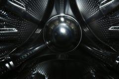 Nave straniera metallica Fotografia Stock