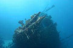 nave sunken Immagine Stock Libera da Diritti
