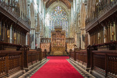The Nave Royalty Free Stock Images