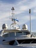 Navegação de Raymarine fotografia de stock royalty free