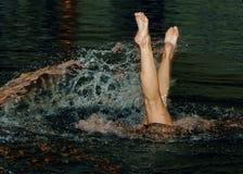 Navegação Synchronous Fotos de Stock