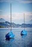 Navegación de los barcos Fotos de archivo