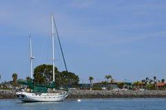 Navegación de San Diego Imagen de archivo libre de regalías