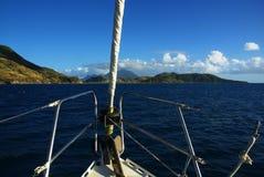 Navegación del Caribe Fotografía de archivo
