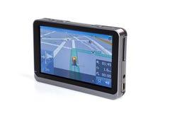 Navegación del GPS. Fotografía de archivo