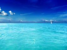 Navegación del mar Fotografía de archivo libre de regalías