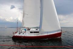 Navegación del viaje Imagen de archivo