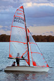 Navegación en Gold Coast Queensland Australia Imagenes de archivo