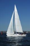 Navegación en la bahía imagenes de archivo
