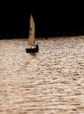 Navegación en sepia Imagen de archivo libre de regalías