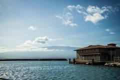 Navegación en Waikiki Imagen de archivo libre de regalías
