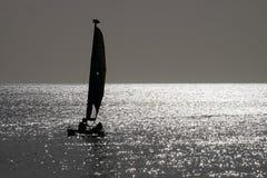 Navegación lejos Fotografía de archivo libre de regalías