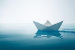 Navegación llana Imagen de archivo