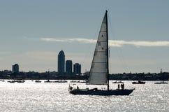 Navegación - reconstrucción y deporte Foto de archivo