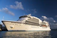 Navegador de Regent Seven Seas Imágenes de archivo libres de regalías