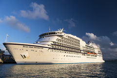 Navegador de Regent Seven Seas Imagens de Stock Royalty Free