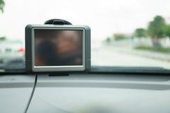 Navegador del GPS Fotografía de archivo