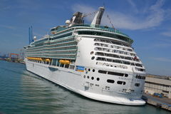 Navegador do navio do cruzador dos mares fotos de stock