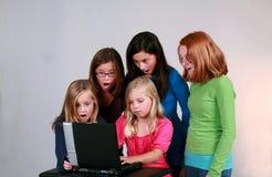 Navegadores do Web Foto de Stock